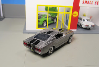 GreenLight Hollywood Hitch & Tow  Gone in 60 Seconds eleanor 1967 custom movie star mustang