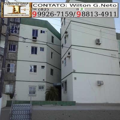 Conj. Res. Alfredo Gaspar de Mendonça-jacarecica-Maceió-Alagoas-fachada