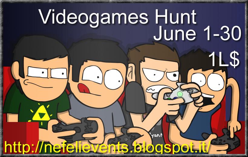 Videogames Hunt