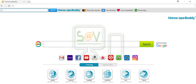 HoroscopeBuddy Toolbar