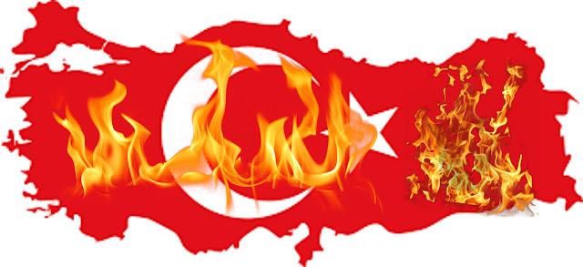 Απώλεια αίσθησης κινδύνου και επαφής με την πραγματικότητα Ερντογάν και Νταβούτογλου