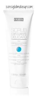 preview beauty routine pupa scrub viso skincare pulizia profonda anteprima