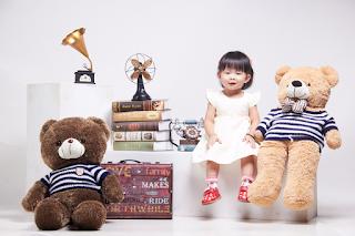 Bee Ng Kid Portrait