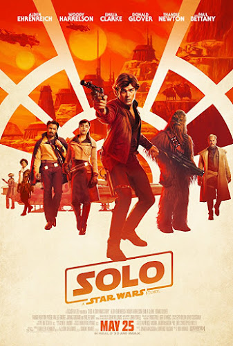 Solo: A Star Wars Story (BRRip 720p Dual Latino / Ingles) (2018)