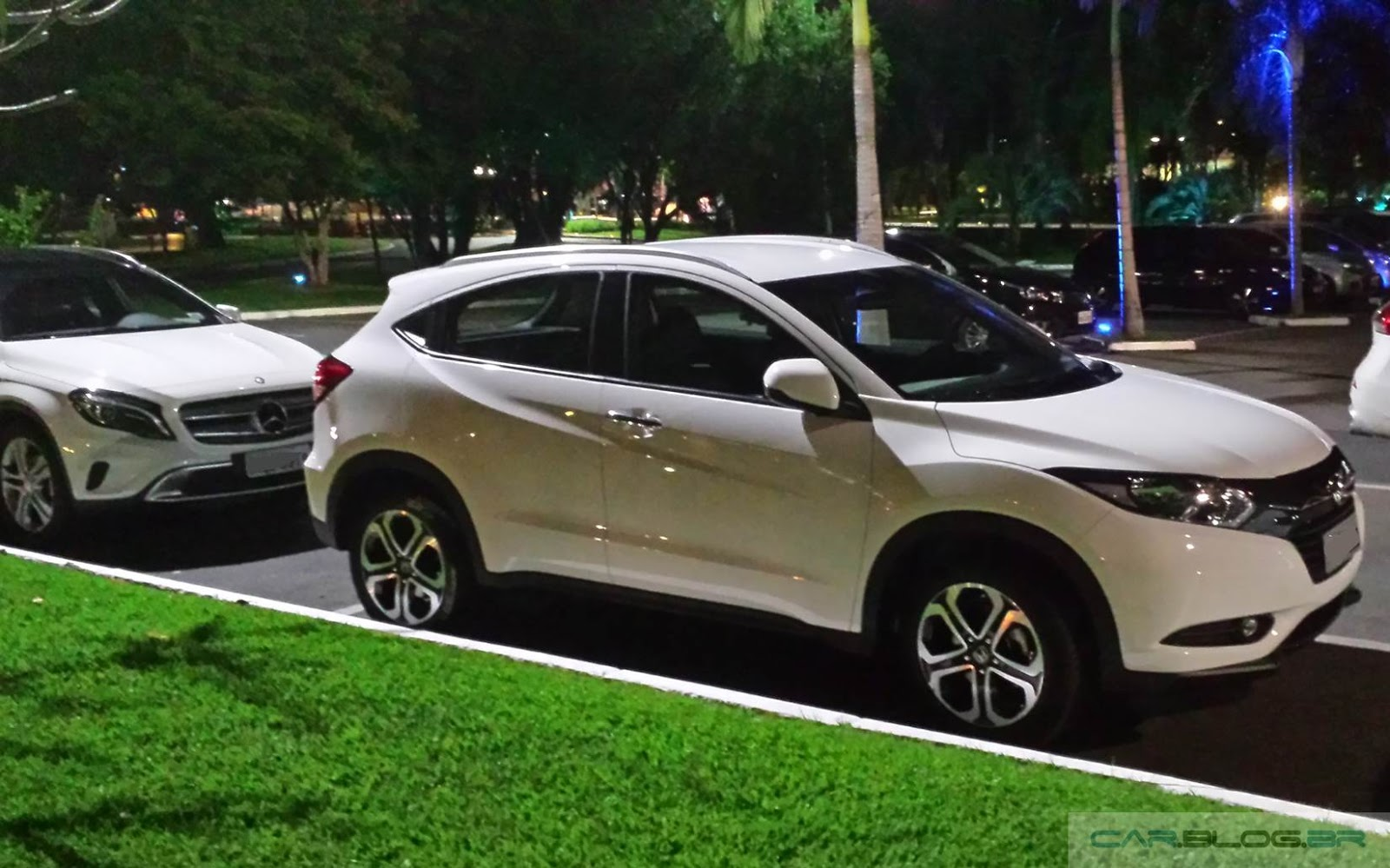 Honda HR-V: 4º veículo mais vendido do Brasil