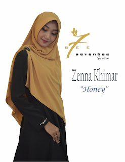 ZENNA KHIMAR HONEY