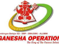 Lowongan  Kerja Ganesha Operation