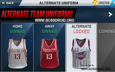 Download Game NBA 2K17 Mod v0.0.27 APK Data Unlimited Money Terbaru