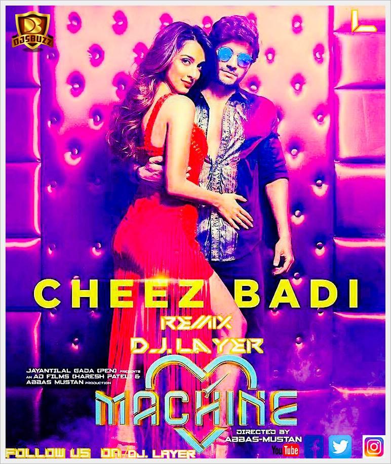 Daru Badnam Dj Remix Sapna: Cheez Badi Hai Remix