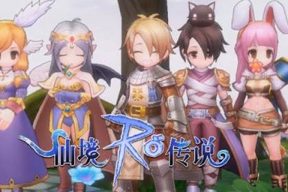 Tencent Akan Merilis Game Ragnarok Online Versi Mobile