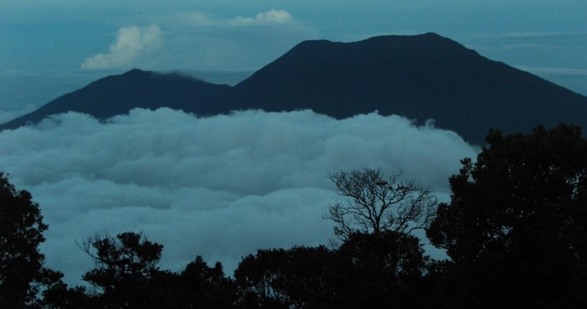 Geofacts: Gunung Singgalang
