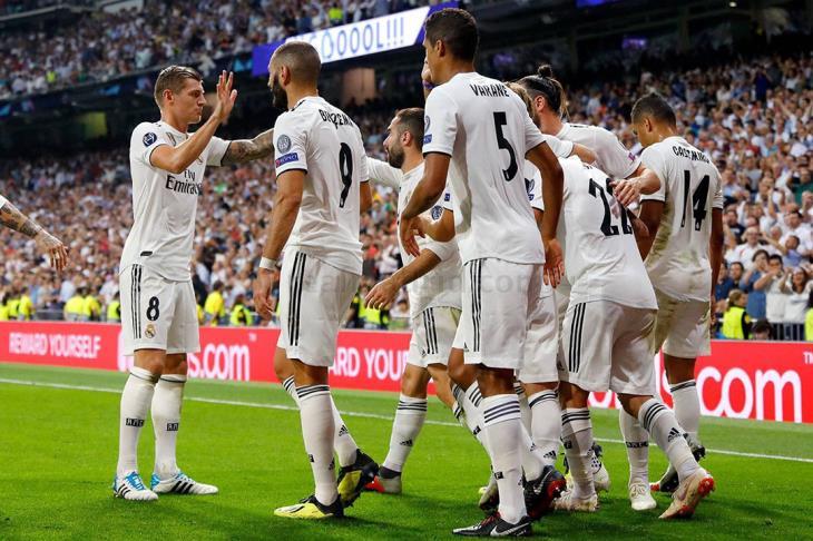 مباراة ريال مدريد وريال سوسيداد  06-01-2018 اليوم