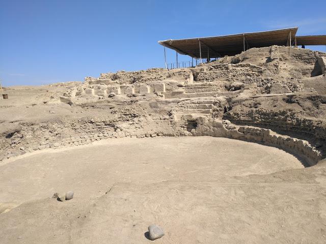 Complejo Arqueológico de Vichama