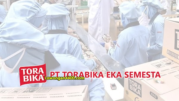 Lowongan Kerja PT. Torabika Eka Semesta (Mayora Group) Juni 2020