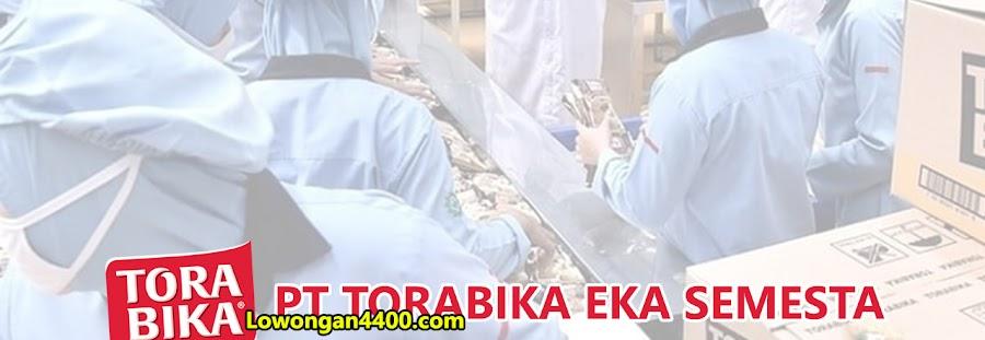 Lowongan Kerja PT. Torabika Eka Semesta (Mayora Group) Januari 2021
