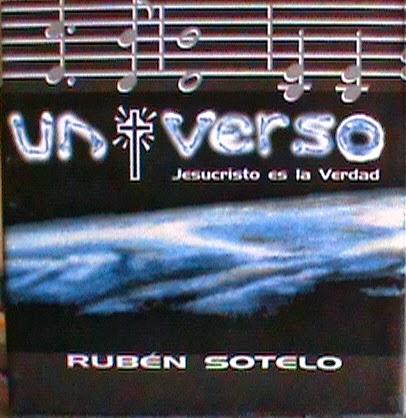 Rubén Sotelo-Universo-