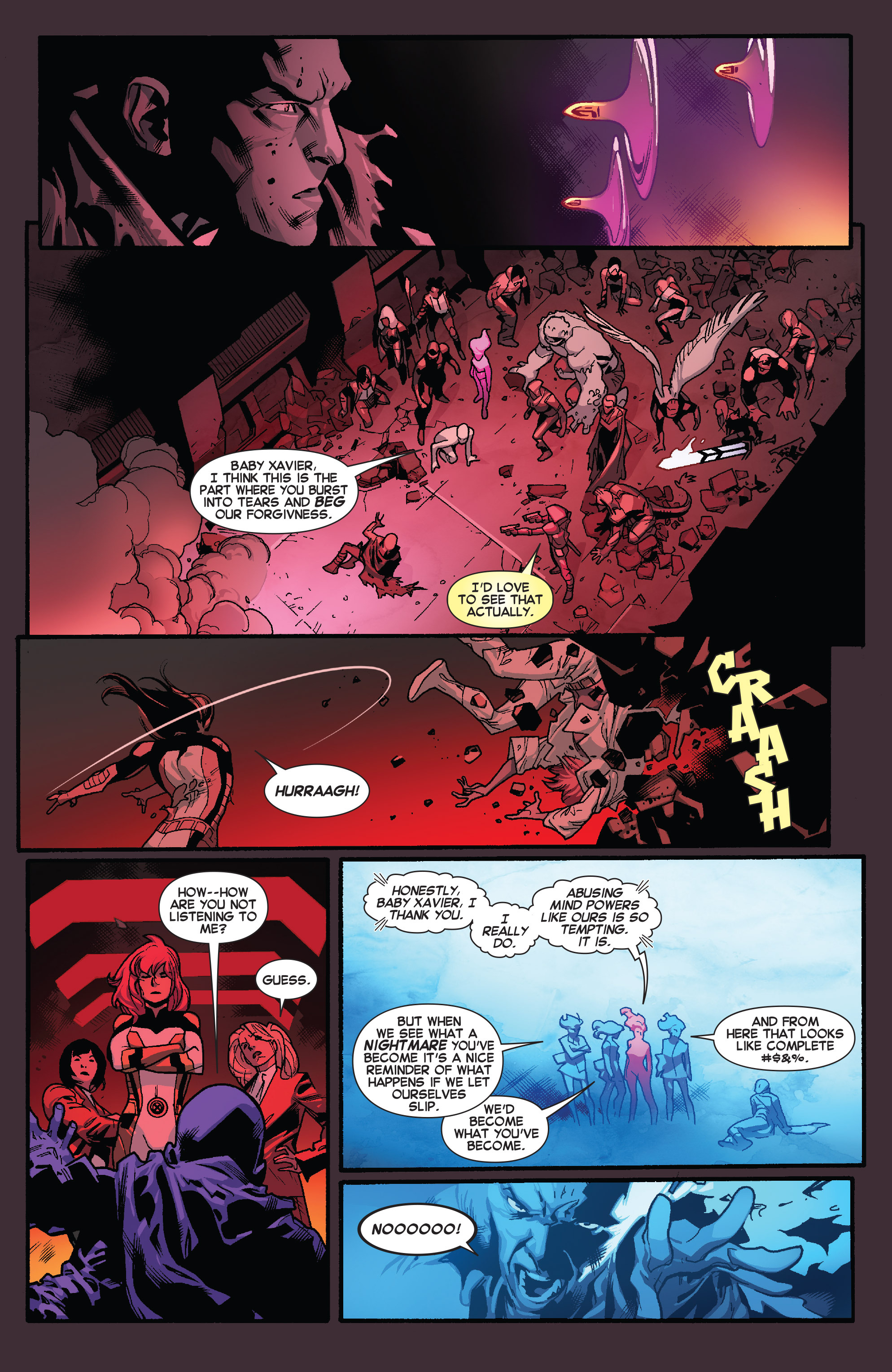 Read online All-New X-Men (2013) comic -  Issue #29 - 10