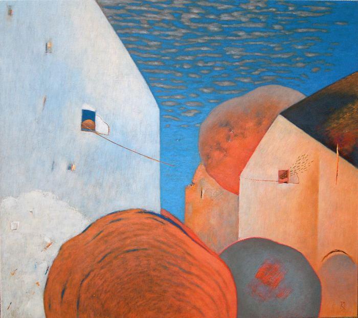 Архитектура, абстракция и воображение. Kestutis Jauniskis