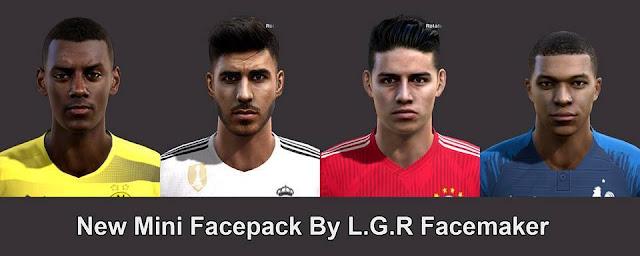 New Mini Facepack (26-07-2018) PES 2013