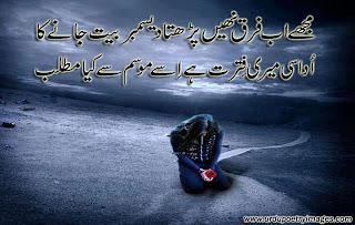 Best Urdu Shayari Pictures
