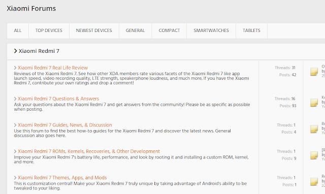 Download ROM, Custom ROM, Firmware (Fastboot) Terpercaya dan Gratis