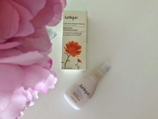 Skincare Sunday: Jurlique Calendula Redness Rescue Serum