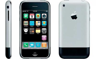 iPhone 3G Generasi Kedua (2008)