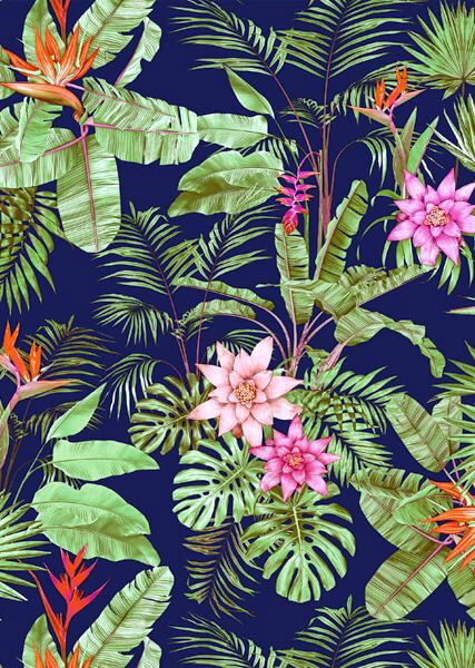 Aninimal Book: Tropical Pattern Background Tumblr