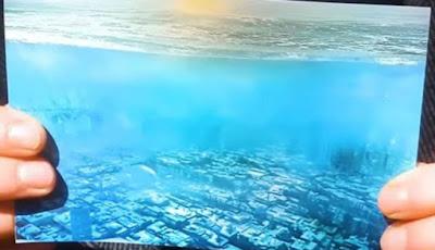Kota masa depan berada di bawah laut
