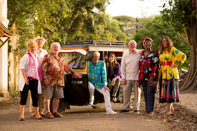 The Real Marigold Hotel 2017
