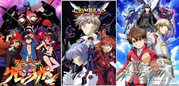 22 Rekomendasi Anime Mecha Terbaik Sepanjang Masa