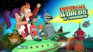 Futurama: Worlds Of Tomorrow v1.4.6 Apk Mod [Free Shopping]