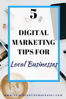 Digital Marketing Tips for local businesses