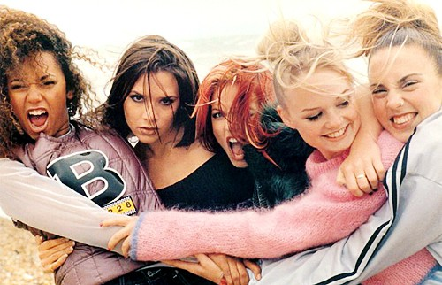 Stitching Songs into a Story (sort of...): Spice Girls ...