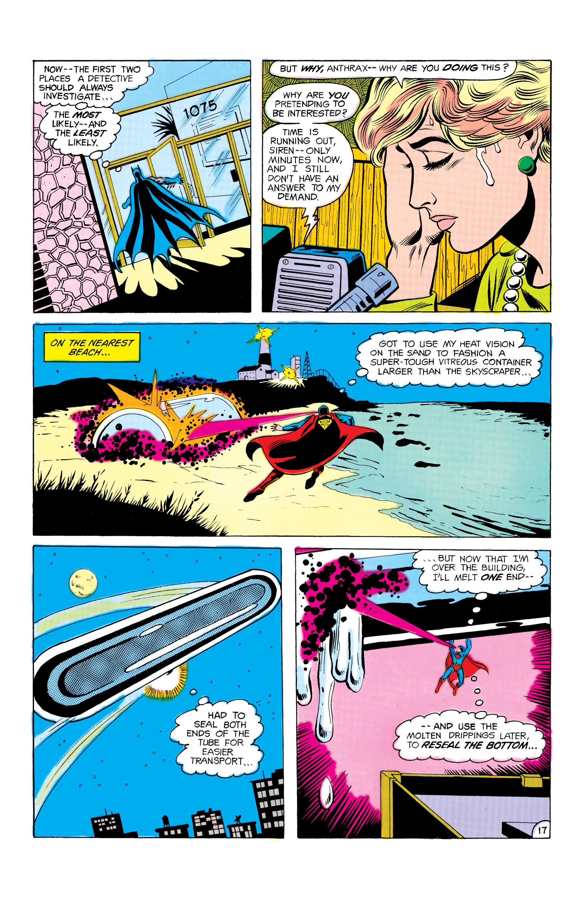 Read online World's Finest Comics comic -  Issue #292 - 18