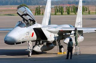 Jet Tempur F-15 Jepang