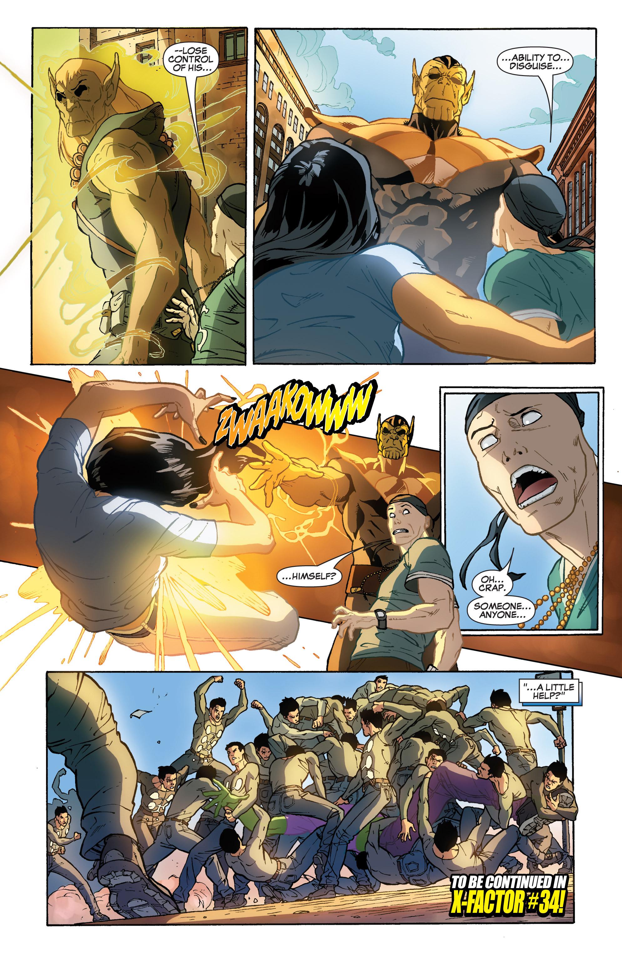 Read online She-Hulk (2005) comic -  Issue #31 - 24