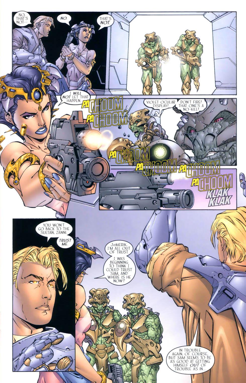 Read online Sigil (2000) comic -  Issue #4 - 15