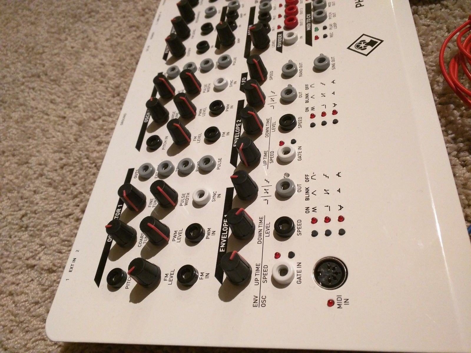 KILPATRICK AUDIO K65 PHENOL MODULAR SYNTHESIZER DRIVER FOR PC