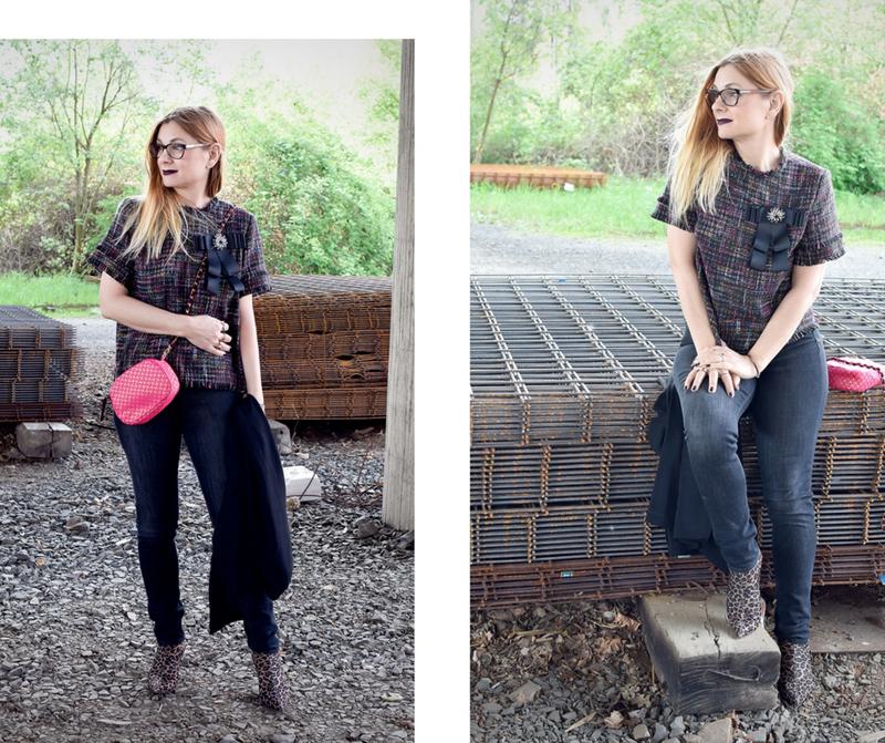 So trägst Du Boucle Modern, Modeblog für Frauen