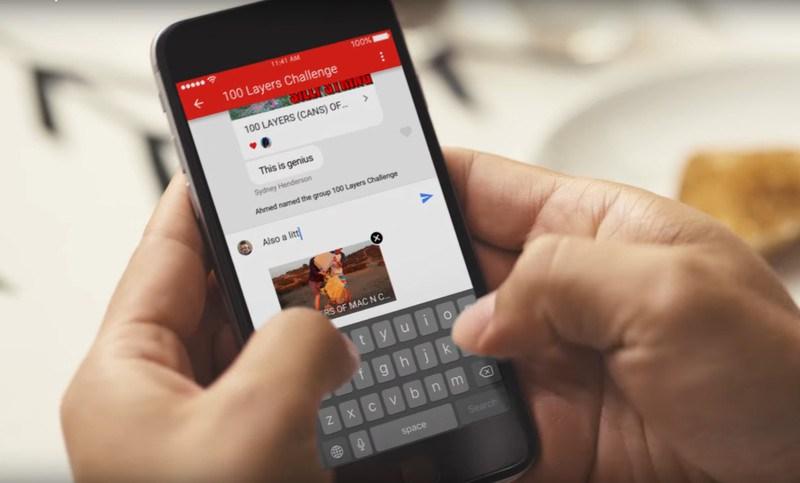 Cual es La mejor forma de compartir videos de YouTube con nuevo sistema de chat