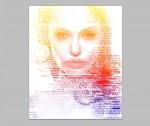 Membuat Efek Text Angelina Jolie Video Tutorial Photoshop