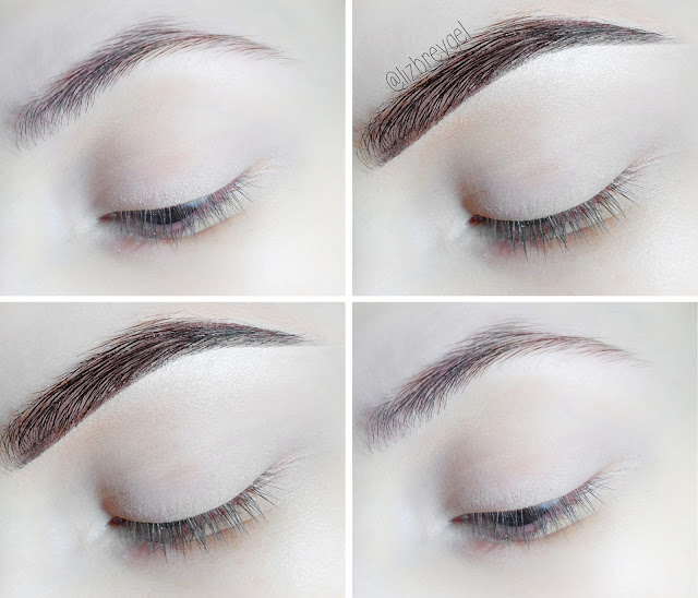 eye brows before after how to tutorial eye brows
