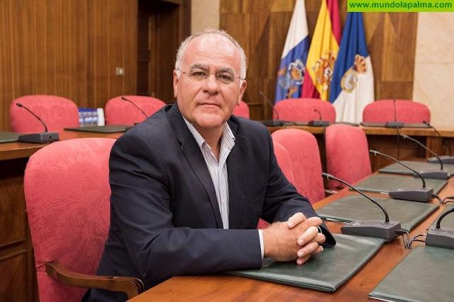 """Cabrera: """"Las obras de la carretera del Sur son de primer nivel de retraso"""""""