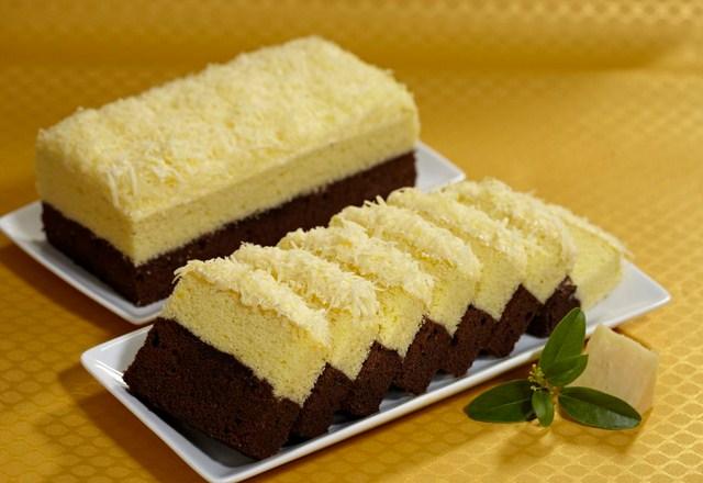 Resep Brownies Kukus Coklat, Cara Membuat Brownies Kukus Coklat