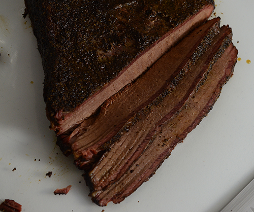 How to warm up leftover bbq beef brisket smoked