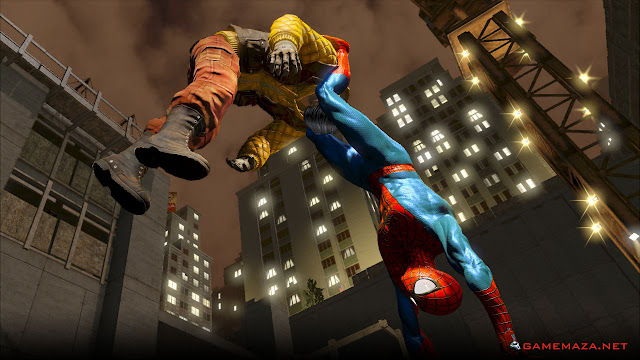 The Amazing Spiderman 2 Gameplay Screenshot 1