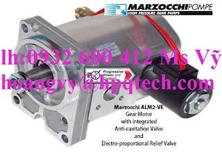 Bơm thủy lực Marzocchi Nhập khẩu chính hãng từ Mỹ giá tốt