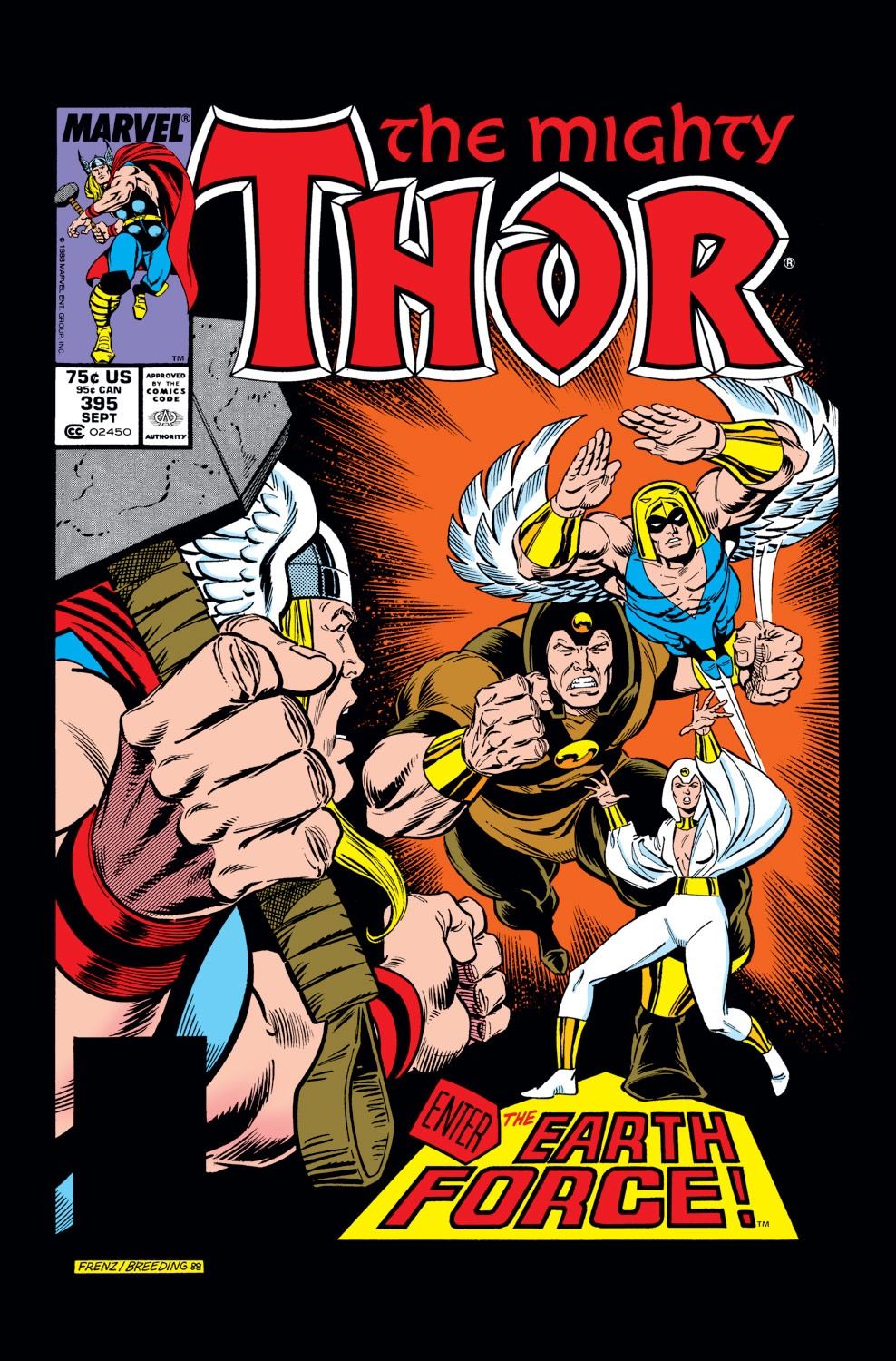 Thor (1966) 395 Page 1