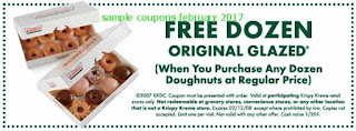free Krispy Kreme coupons for february 2017